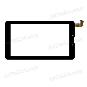 FPC-FC70S837(F708)-00 Digitizer Glass Touch Screen Replacement for 7 Inch MID Tablet PC