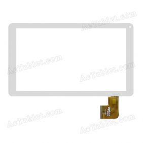 10112-0A5055E Digitizer Glass Touch Screen Replacement for 10.1 Inch MID Tablet PC