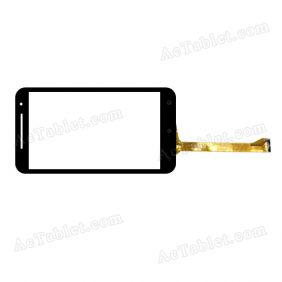 WJ761-FPC V1.0 Digitizer Glass Touch Screen Replacement for Android Phone