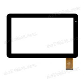 PB101A1610 Digitizer Glass Touch Screen Replacement for 10.1 Inch MID Tablet PC