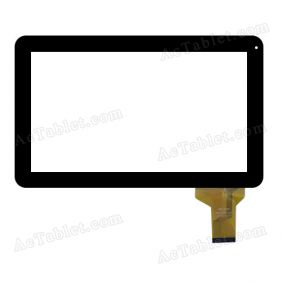 MGLCTP-226 Digitizer Glass Touch Screen Replacement for 10.1 Inch MID Tablet PC