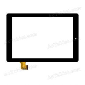 Digitizer Touch Screen Replacement for PiPo W6s Z3735F Quad Core 8.9 Inch Tablet PC