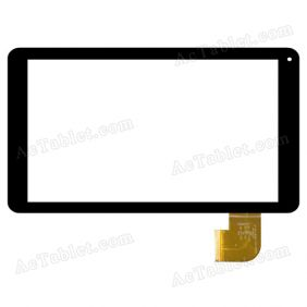 AU-DH-0920A1-PG-FPC061 Digitizer Glass Touch Screen Replacement for 9 Inch MID Tablet PC