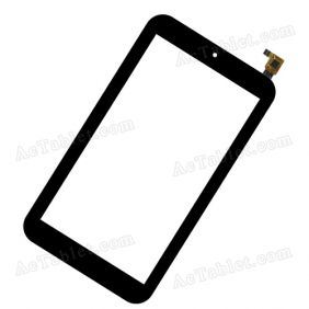 LCGP070984 Digitizer Glass Touch Screen Replacement for 7 Inch MID Tablet PC