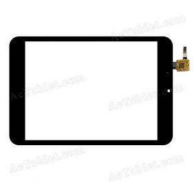 Digitizer Glass Touch Screen Replacement for Kogan Agora HD Mini 3G 7.85 Inch Tablet PC
