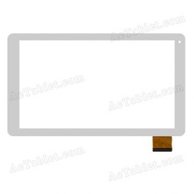 F-WGJ10183-V1 Digitizer Glass Touch Screen Replacement for 10.1 Inch MID Tablet PC