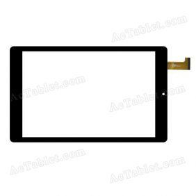 SG6242A1-FPC_V1-2 Digitizer Glass Touch Screen Replacement for 8 Inch MID Tablet PC