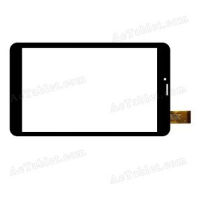 MGLCTP-80697 Digitizer Glass Touch Screen Replacement for 8 Inch MID Tablet PC