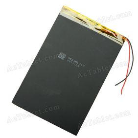 4500mAh Battery Replacement for Windows Android MID Tablet PC 3.7V