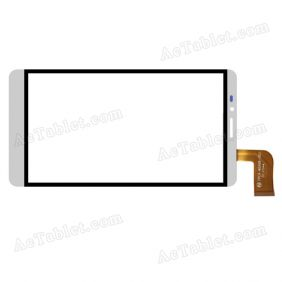 FPCA-60A08-V03 Digitizer Glass Touch Screen Replacement for Android Phone