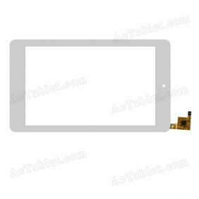 PB70JG1348 Digitizer Glass Touch Screen Replacement for 7 Inch MID Tablet PC