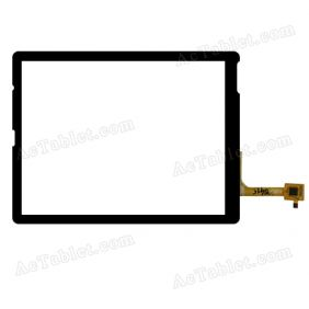 702-08073-01 Digitizer Glass Touch Screen Replacement for 7 Inch MID Tablet PC