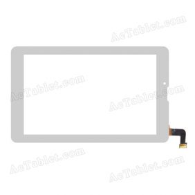 CN085FPC-V0 Digitizer Glass Touch Screen Replacement for 7 Inch MID Tablet PC