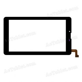 FPC-70A33-V01 Digitizer Glass Touch Screen Replacement for 7 Inch MID Tablet PC