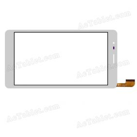 FPCA-70A32-V01 Digitizer Glass Touch Screen Replacement for 7 Inch MID Tablet PC