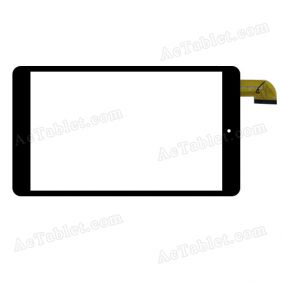 DXP2-0350-080A Digitizer Glass Touch Screen Replacement for 8 Inch MID Tablet PC