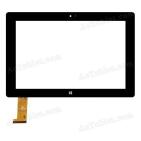 FPC-FC101J185-01 Digitizer Glass Touch Screen Replacement for 10.1 Inch MID Tablet PC