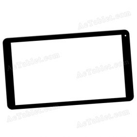Replacement Touch Screen for Digiland DL1008M 10.1 Inch Quad Core Tablet PC