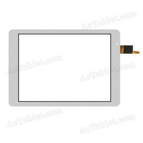 097179C-Q-00 Digitizer Glass Touch Screen Replacement for 9.7 Inch Tablet PC