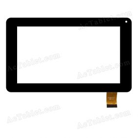 CTP188-070-A Digitizer Glass Touch Screen Replacement for 7 Inch MID Tablet PC