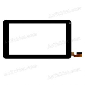 HD26 CYD Digitizer Glass Touch Screen Replacement for 7 Inch MID Tablet PC