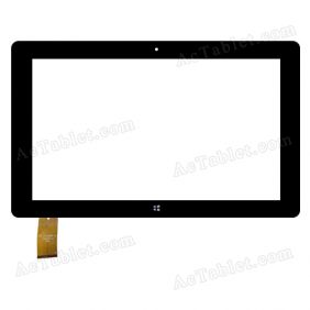 FPC-CY101J088-00 Digitizer Glass Touch Screen Replacement for 11.6 Inch MID Tablet PC