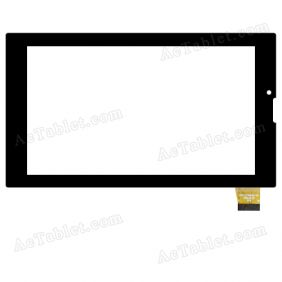 FPC-CY70S191-00 Digitizer Glass Touch Screen Replacement for 7 Inch MID Tablet PC