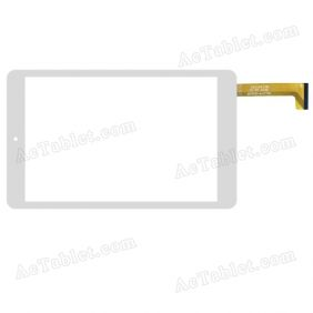 MGLCTP-80639 Digitizer Glass Touch Screen Replacement for 8 Inch MID Tablet PC