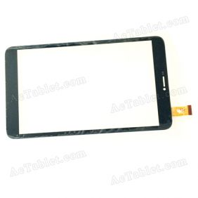 TPC1818Z VER1.0 Digitizer Glass Touch Screen Replacement for 8 Inch MID Tablet PC