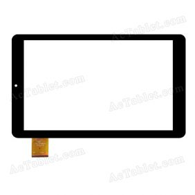 QSD 701-97059-01 Digitizer Glass Touch Screen Replacement for 9.7 Inch MID Tablet PC