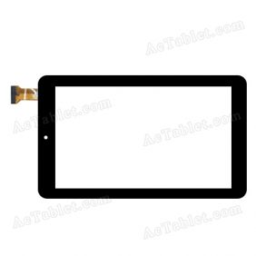 FX-C7.0-0113A-F-01 Digitizer Glass Touch Screen Replacement for 7 Inch MID Tablet PC