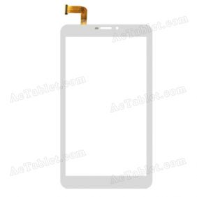 CN069FPC-V0 Digitizer Glass Touch Screen Replacement for 7 Inch MID Tablet PC