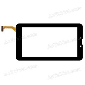 UP070302A1-V1 Digitizer Glass Touch Screen Replacement for 7 Inch MID Tablet PC