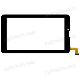 MGLCTP-70838 70891-FPC Digitizer Glass Touch Screen Replacement for 7 Inch MID Tablet PC