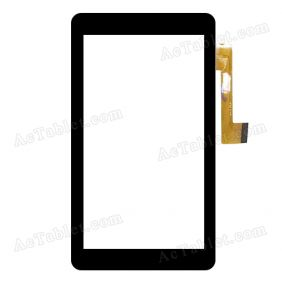 GT70GGDT921 V1.0 Digitizer Glass Touch Screen Replacement for 7 Inch MID Tablet PC