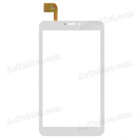 FPC-FC80J190-00 Digitizer Glass Touch Screen Replacement for 8 Inch MID Tablet PC