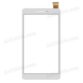 XCL-S70068A-FPC Digitizer Glass Touch Screen Replacement for 7 Inch MID Tablet PC
