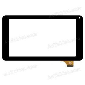 PB70A1407 Digitizer Glass Touch Screen Replacement for 7 Inch MID Tablet PC