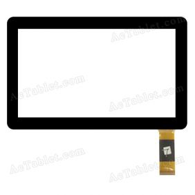PB70TQ8017 Digitizer Glass Touch Screen Replacement for 7 Inch MID Tablet PC