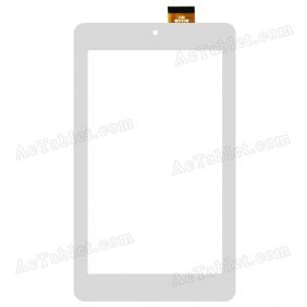 MGLCTP-255 Digitizer Glass Touch Screen Replacement for 7 Inch MID Tablet PC