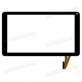 DH-1047A1-FPC164-V3.0 Digitizer Glass Touch Screen Replacement for 10.1 Inch MID Tablet PC