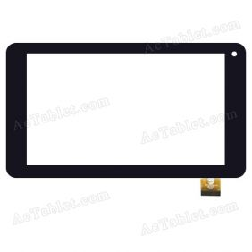 FPC-CY070173-01 Digitizer Glass Touch Screen Replacement for 7 Inch MID Tablet PC