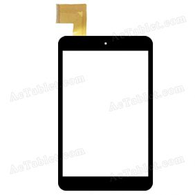 YCF0455-B Digitizer Glass Touch Screen Replacement for 7.9 Inch MID Tablet PC