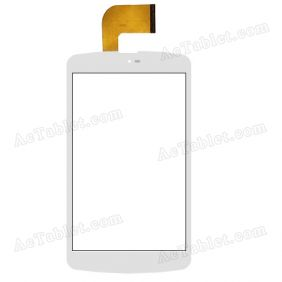 YDT-800G196A-V1.0 Digitizer Glass Touch Screen Replacement for 8 Inch MID Tablet PC