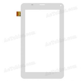 PB70A2301 Digitizer Glass Touch Screen Replacement for 7 Inch MID Tablet PC