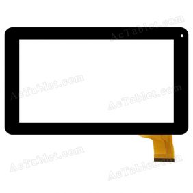XN1085V3 Digitizer Glass Touch Screen Replacement for 9 Inch MID Tablet PC