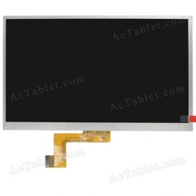 AL0275B 00 LCD Display Screen Replacement for 10.1 Inch Tablet PC