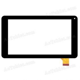 YLD-CEG7079-FPC-A1 Digitizer Glass Touch Screen Replacement for 7 Inch MID Tablet PC