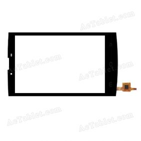 DX0134-070A Digitizer Glass Touch Screen Replacement for 7 Inch MID Tablet PC