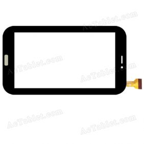GT70733-V2 FHX Digitizer Glass Touch Screen Replacement for 7 Inch MID Tablet PC